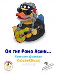 CelebriDuck - On the Pond Again