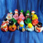 Fun Pack! 20 Christmas Rubber Ducks!