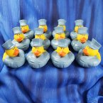 12 US Navy Rubber Duck Service Dress Grey
