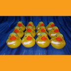 12 Deck Hand with Sword Pirate Rubber Ducks