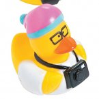 Danny Hipster Rubber Duck