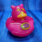 Super Hero Bat Woman Rubber Duck