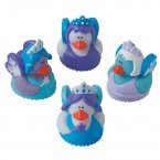 Winter Snow Fairy Frozen Rubber Ducks