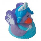 Winter Snow Fairy Kare Frozen Rubber Duck