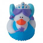 Winter Snow Fairy Lucy Frozen Rubber Duck