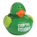 Mental Health Awareness Rubber Duck