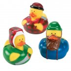 Lumberjack Rubber Ducks