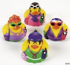 Retired Diva Rubber Ducks