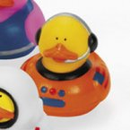 Mission Control Rubber Duck