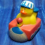 Train Rubber Duck