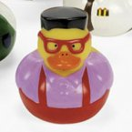 Retired Nerd Andy Rubber Duck