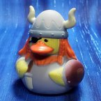 Viking Rubber Duck - King Olaf