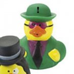 Super Villain The Exclaimer Rubber Duck