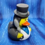 "Super Villain ""The Duck"" Rubber Duck"