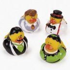 Retired Victorian Rubber Ducks
