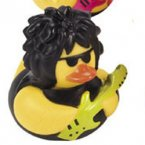 Big Hair Rubber Duck - Jett