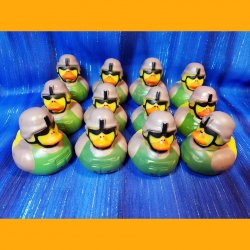 12 US Special Forces - Ranger Rubber Duck