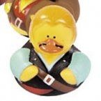 Medieval Pirate Rubber Duck - Dread Pirate Roberts