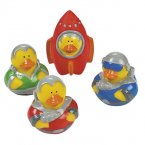 Space Explorer Rubber Ducks