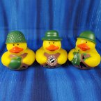 US Military Camouflage Rubber Ducks