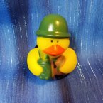 US Military Field Communications Camouflage Rubber Duck