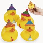 Birthday Party Rubber Ducks