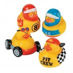 Racing Rubber Ducks