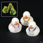 Glow In The Dark Award Rubber Ducks