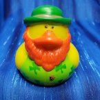 Irish Pat McQuack Rubber Duck