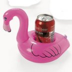 Inflatable Pink Flamingo Coaster