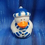 Christmas Snow Rubber Duck