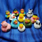 Complete Nativity Ducks