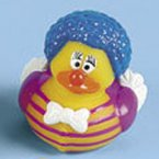 Bo Bo Clown Carnival Rubber Duck