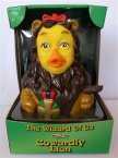 New! CelebriDuck - The Wizard of Oz Cowardly Lion