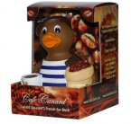 CelebriDuck - Cafe Canard, Coffee Lover's Duck