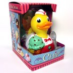 CelebriDuck - Chip, Ice Cream Scoop Malt Shop Duck