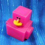 Pink Digital Mini Rubber Duck
