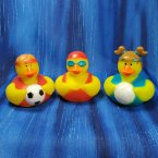 Summer Olympics Rubber Ducks