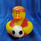 Summer Olympics Soccer Rubber Duck