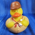 Camping Rubber Duck - Cooking Merit Badge