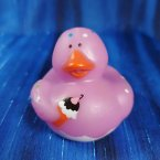 Mixed Berry Sweet Treats Rubber Duck