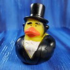 "President Abraham ""Abe"" Lincoln Rubber Duck"