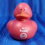 Anti-Bullying Rubber Duck - Red