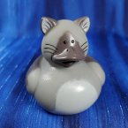 Cat Rubber Duck - Tom - Blue Point Siamese