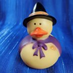 Halloween Witch Rubber Duck
