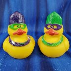 Mardi Gras Ladies Masquerade Rubber Ducks
