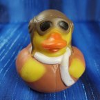 Aviator Rubber Duck - Goggles On