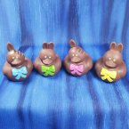 Chocolate* Easter Bunny Rubber Ducks
