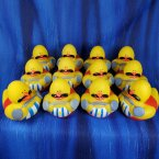 12 Strong Man Carnival Rubber Ducks
