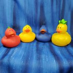 Fruit Salad Rubber Ducks
